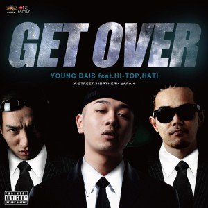 GET OVER feat. HI-TOP, HATI